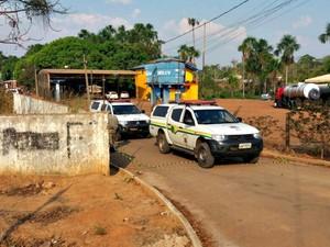 Adolescente foi morto durante troca de tiros com a Polícia Militar (Foto: Yuri Marcel/G1)