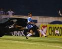 Assistência, pênalti e gols: Bertoglio celebra 'grande atuação' no Grêmio