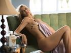 Luana Piovani aparece em primeiras fotos de ensaio nu para 'Playboy'