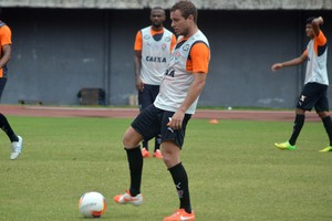 Marcelo Mattos; Vitória (Foto: Divulgação/EC Vitória)