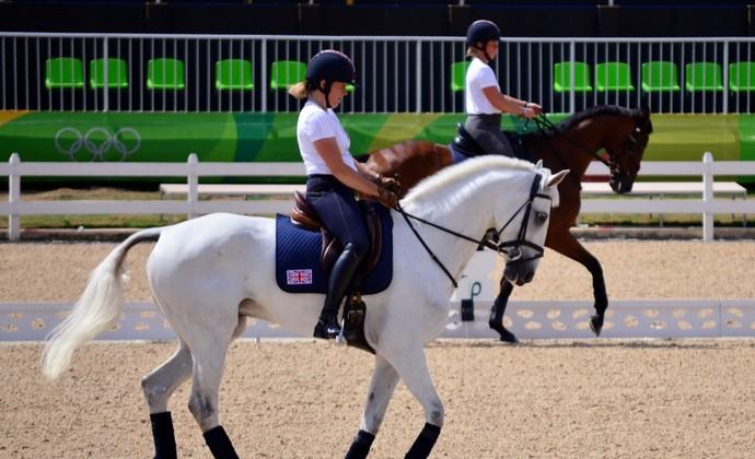 cavalos hipismo Rio 2016 (Foto: Danilo Sardinha)