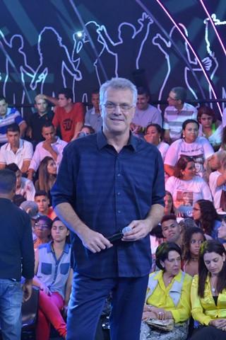 A partir do dia 20 de janeiro, o Big Brother Brasil volta em sua 15ª edição, sob o comando de Pedro Bial (Foto: João Cotta/Globo)
