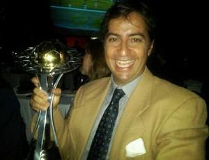 José Luiz Magalhães, gestor e proprietário do Boavista Sport Club (Foto: Divulgação)