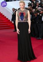 Look do dia: Cate Blanchett aparece impecável no Festival de Cannes