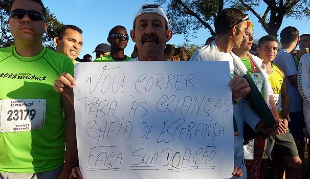 Corrida e Caminhada Esperança Curitiba 2014 (Foto: Divulgação/ RPC TV)