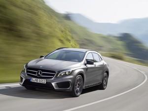 Mercedes-Benz GLA (Foto: Divulgação)