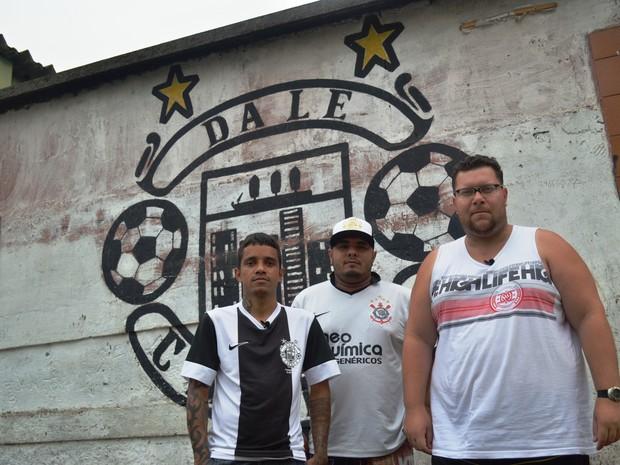 Amigos ainda tentam entender motivo da morte do MC Careca (Foto: Guilherme Lucio/G1)