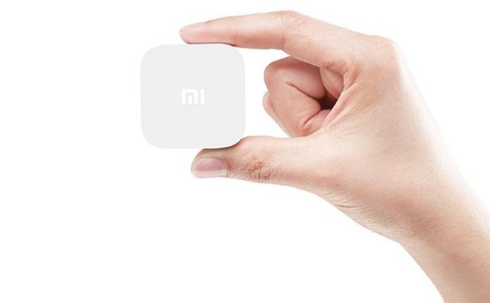 Mi Box Mini tem design que lembra carregador de smartphone (Foto: Divulgação/Xiaomi)