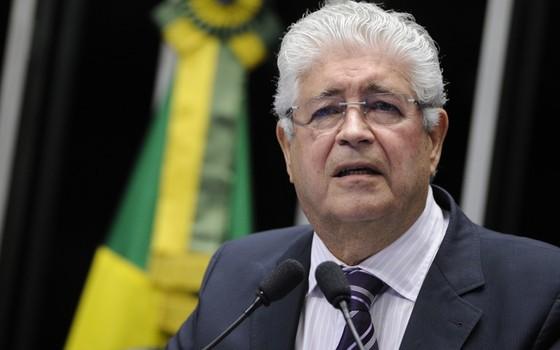 Roberto Requião (Foto: Pedro França/Agência Senado)