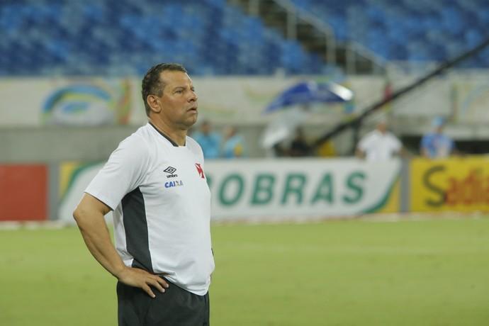 Celso Roth - técnico do Vasco (Foto: Alexandre Lago/GloboEsporte.com)