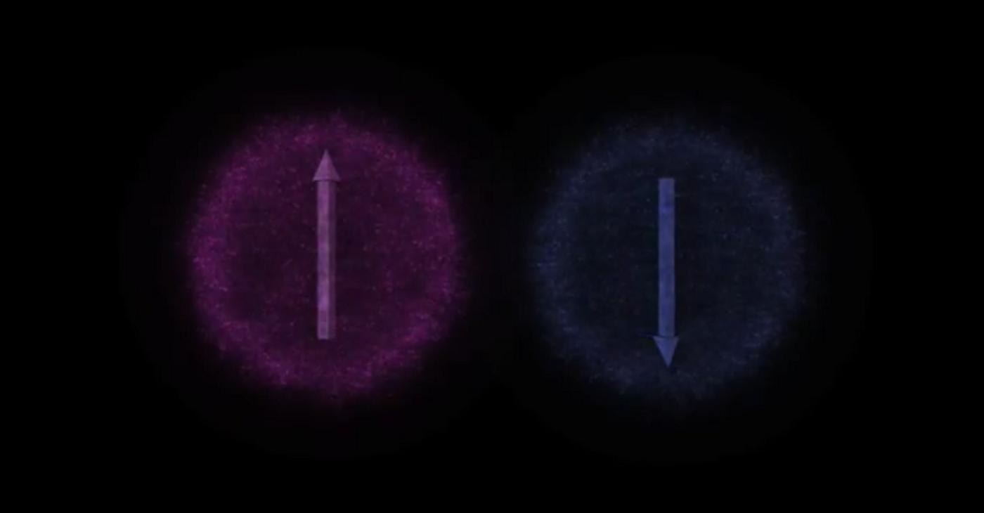 Pesquisadores demonstram o entrelaçamento quântico entre uma partícula - e provam que Einstein estava errado