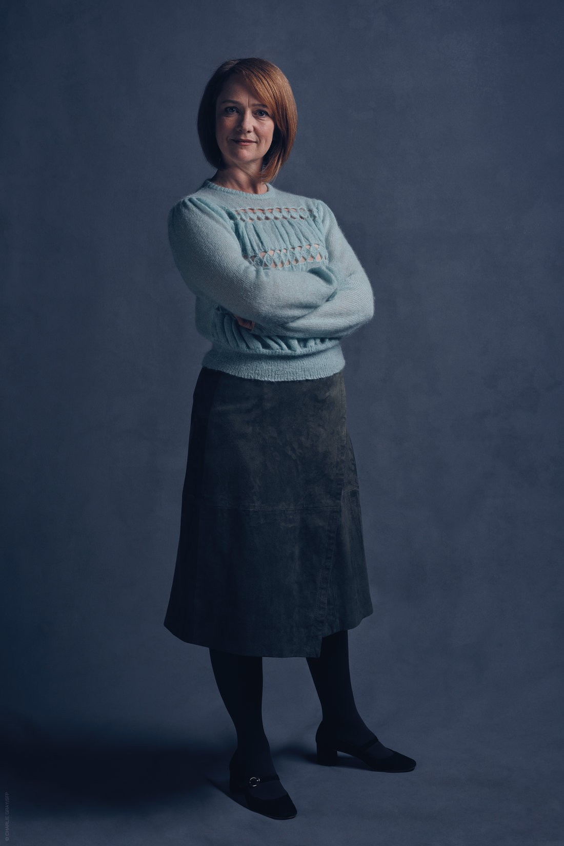 Poppy Miller como Gina Potter  (Foto: Divulgação)