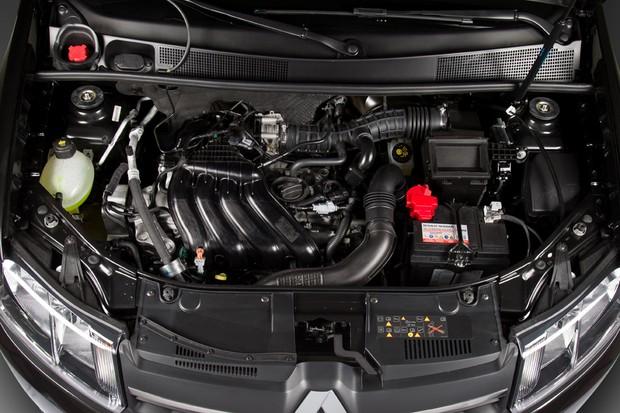 Renault Logan 1.6 16V Dynamique (Foto: Divulgação)