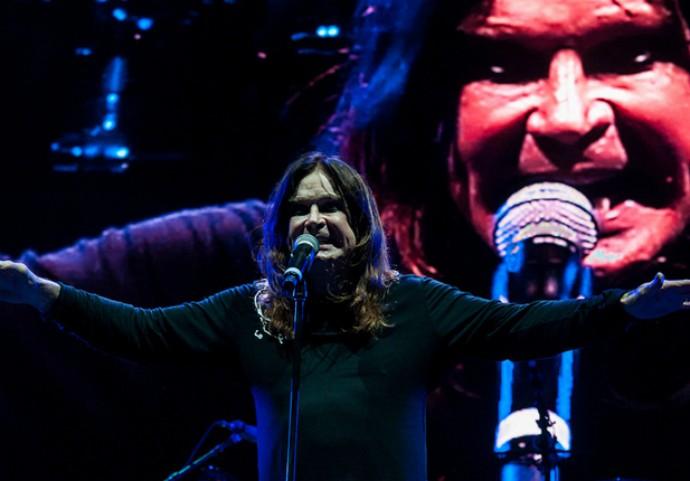 Black Sabbath Ozzi Mineirão Belo Horizonte (Foto: Lucas Hallel/T4F)