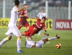 João Afonso, volante do Inter (Foto: Alexandre Lops / Inter, DVG)