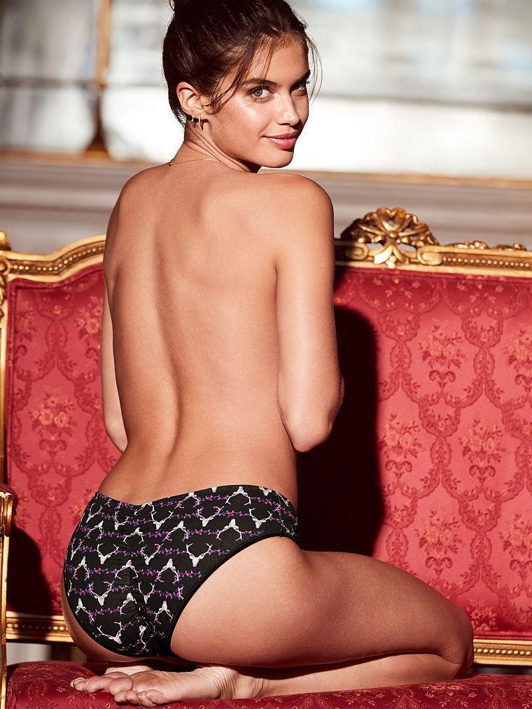Sara Sampaio em ensaio da Victoria's Secret (Foto: reprodução )