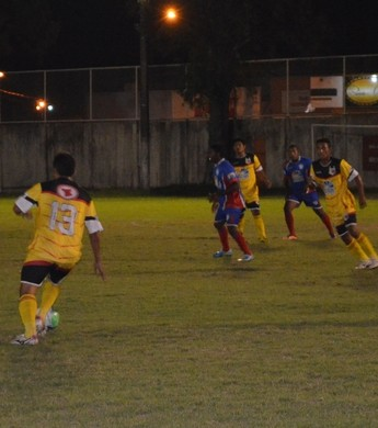 Copa Boa Vista de Futebol Amador (Foto: Nailson Wapichana)