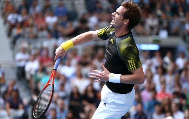 Andy Murray vence Gilles Simon no Aberto da Austrália (Foto: Getty Images)