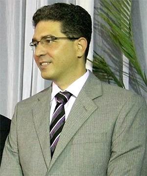 Einstein Barbosa (Foto: Canindé Soares)