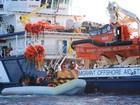 Equipes de resgate salvam 650 imigrantes e encontram cinco corpos