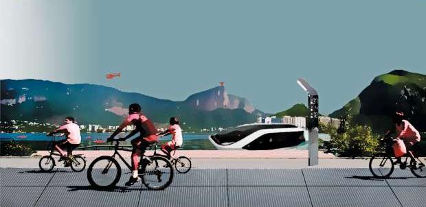 CV373 Antena Arquitetura  (Foto: Divulgação)
