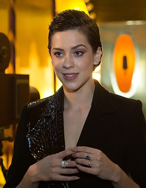 Sophia Abrahão no SPFW N42