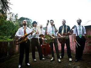 Banda carioca Canastra (Foto: Canastra/Divulgação Facebook)