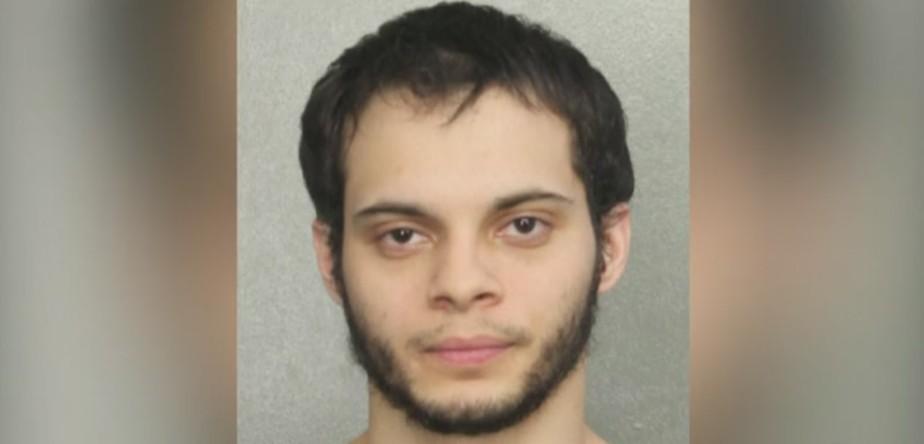 Atirador de aeroporto na Flórida é denunciado e pode ser condenado à morte