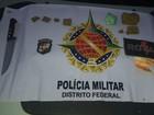 Adolescente é detido com maconha no Recanto das Emas, no DF