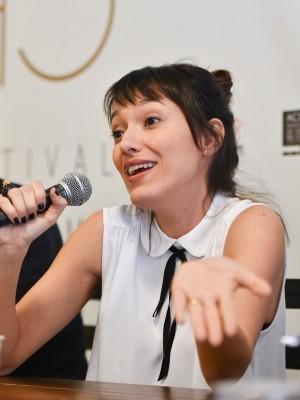 Claudia Jouvin responde pela direção de Um Homem Só (Foto: Cleiton Thiele/Agência Pressphoto)