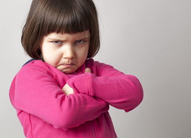 ouvir não; birra; brava; manha; criança; choro; limites (Foto: Thinkstock)