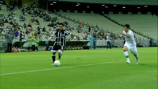 Com início avassalador, Ceará vence o Juventude na Arena Castelão