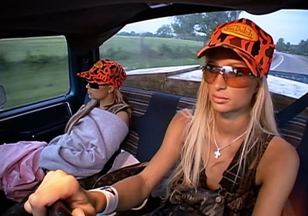 Nicole Richie e Paris Hilton (Foto: Reprodução)
