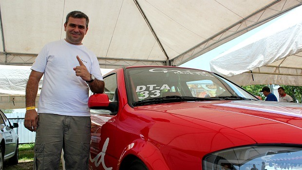 Roberto Lima (Foto: Adeilson Albuquerque/GLOBOESPORTE.COM)