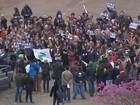 Protestos contra Temer marcam Dia da Independência no RS