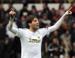 Michu Swansea (Foto: Reuters)