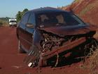 Dois morrem e quatro ficam feridos em acidente no oeste do Paraná