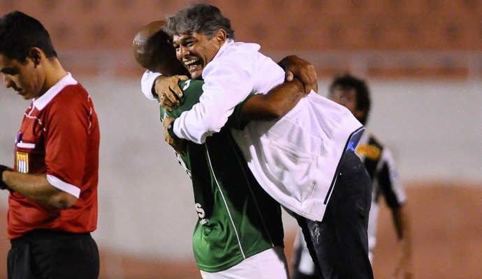 Independente-SP x Guarani Paulista Série A2 Marcelo Veiga (Foto: Rodrigo Villalba / Memory Press)