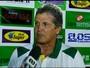 'O futebol apronta zebras', diz Roberto Oliveira sobre volta contra o Sparta