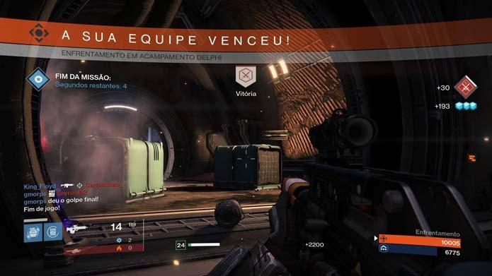 Destiny: como passar do nível 20 (Foto: Reprodução/Murilo Molina)