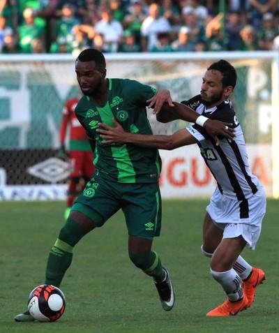 Luiz Antonio Chapecoense (Foto: Sirli Freitas/Chapecoense)