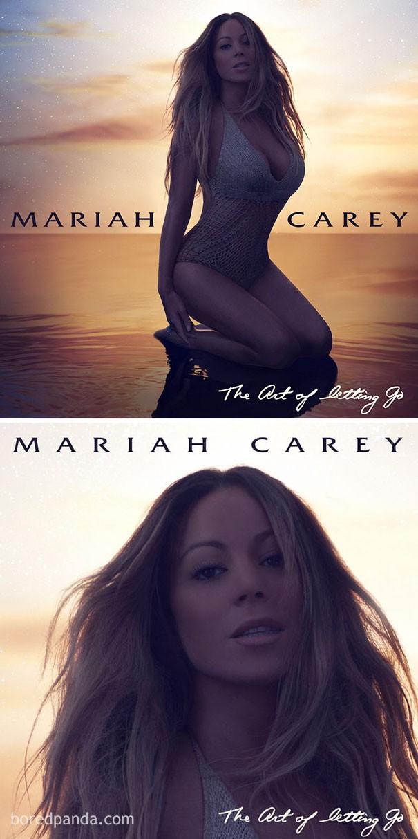 Mariah Carey (Foto: Bored Panda)