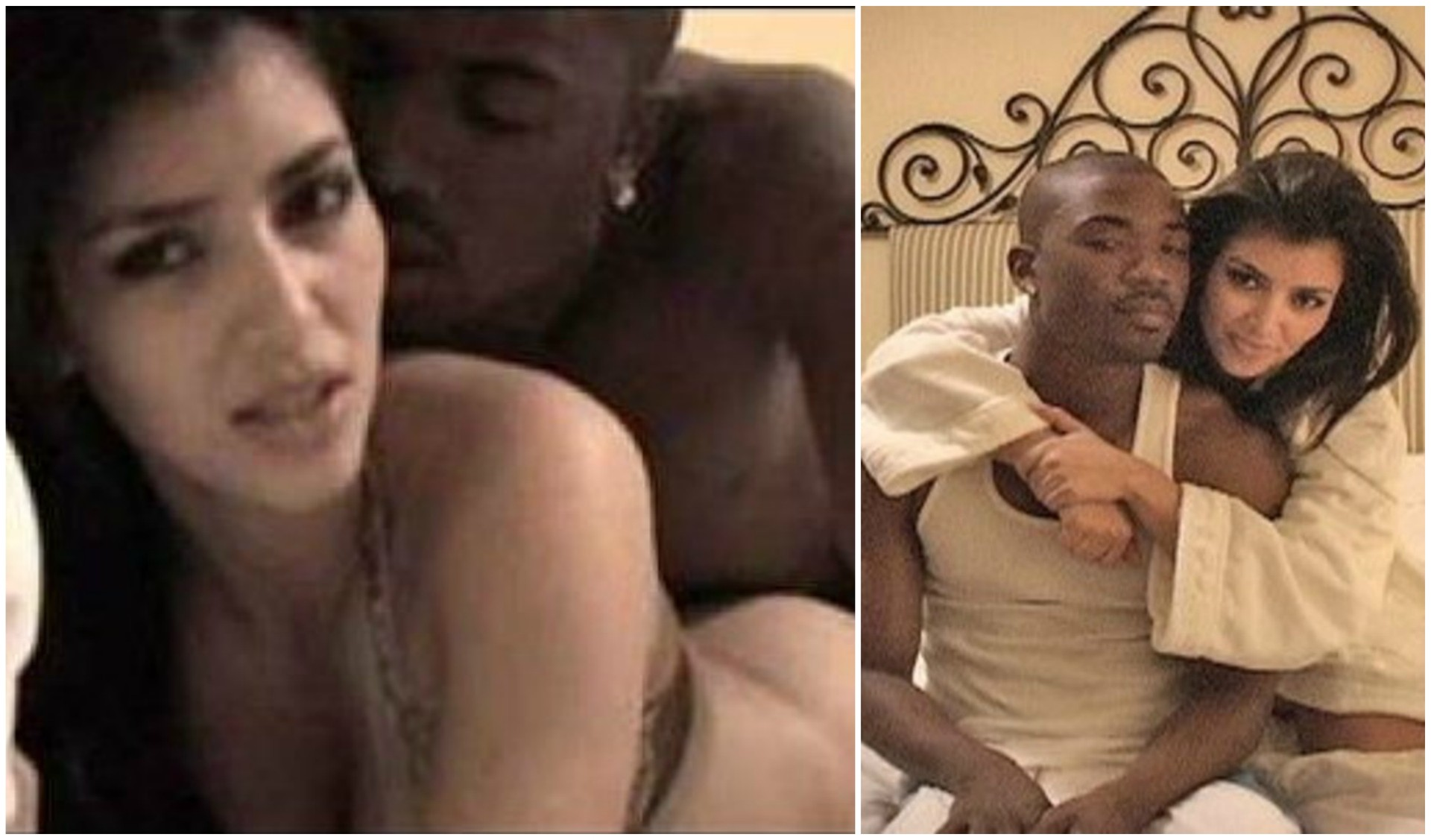 kim Kardashian og ray j sex video Ishøj