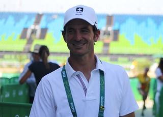 Steve Guerdat, suíço campeão olímpico (Foto: Diego Guichard)