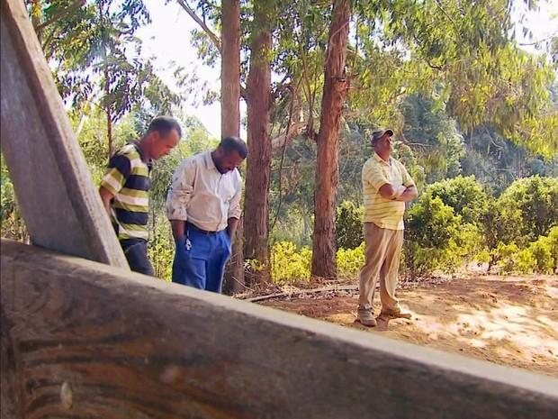 Trabalhadores das fazendas dizem que não se sentiam em regime de escravidão (Foto: Reprodução EPTV)