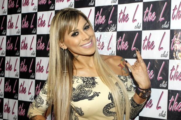 Vanessa Mesquita (Foto: Paduardo/Agnews)