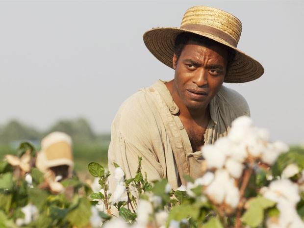 Solomon Northup (Chiwetel Ejiofor) em cena de '12 anos de escravidão' (Foto: Divulgação)
