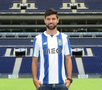 Felipe Porto (Foto: Divulgação / FC Porto)