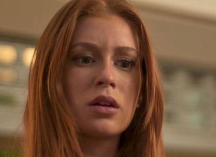 Eliza tenta retirar processo  contra Carolina