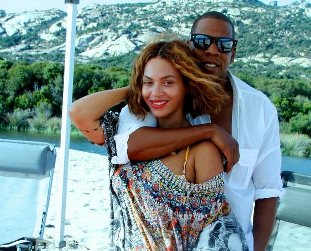 Beyoncé e Jay Z (Foto: Reprodução)
